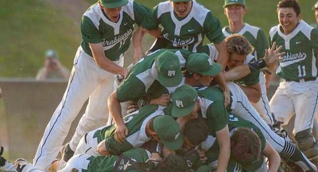 2017 Baseball All-Skills Clinic