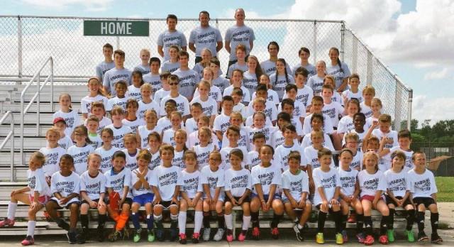 Week of Soccer in Pendleton