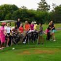 Girls Golf 2016 at Tryouts
