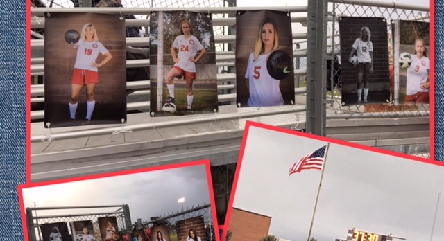 Girls Soccer crushes Bonneville on Senior Night