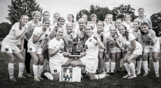 Girls Soccer Puts Up School Record 21-1 Season