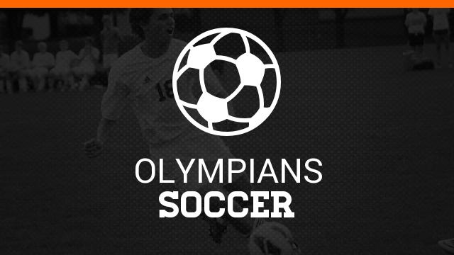 Olympian Men's Soccer Meeting – April 25th
