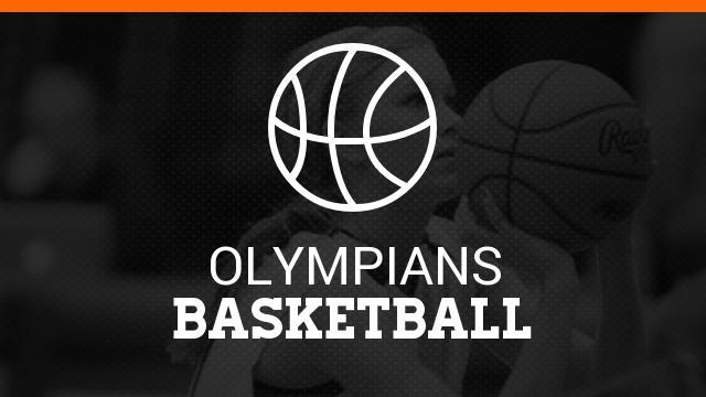 Lady Olympian Basketball Players