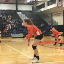 Lady Olys Volleyball vs Thornton