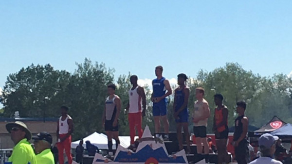 Traylor Long Jump 7th