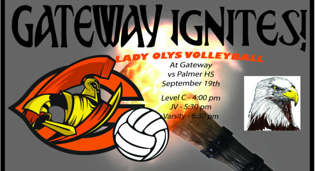 Lady Olys Volleyball vs Palmer HS