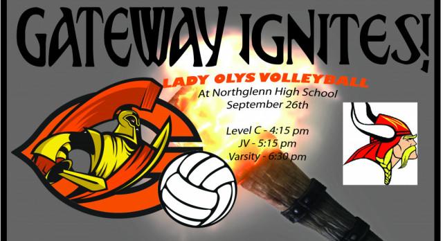 Lady Olys Volleyball vs Northglenn