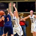 Girls Basketball vs North Putnam 1/31/14
