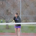 Girls Tennis 4/15/14 at SP