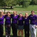 WCC Girls Golf 2014 Championship