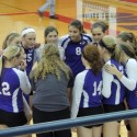 Volleyball Sectional Rd 1 vs Edgewood