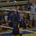 Volleyball at Crawfordsville 8/21/15