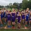 Middle School Cross Country 2015