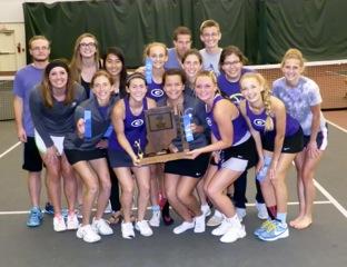 Girls tennis goes to Regionals!
