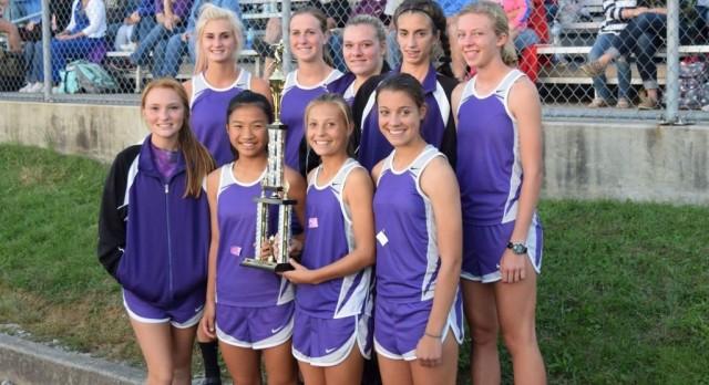 Congrats Girls XC on County Championship!