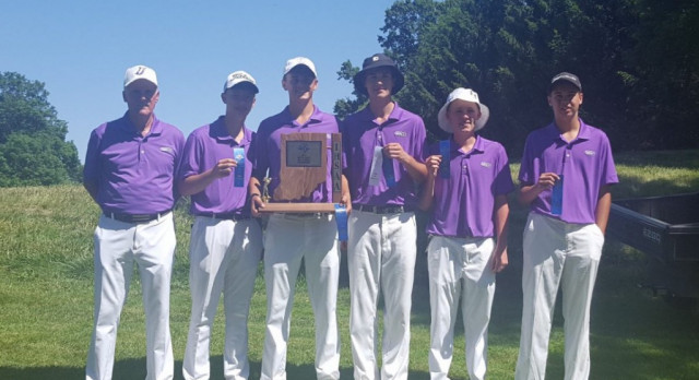 Tiger Cubs dominant in Golf Sectional!!