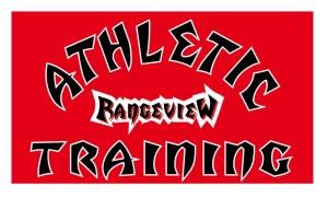 Athletic Training Logo Red