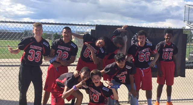 Unified Flag Football Wins!