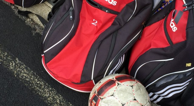 Girard High School Girls Junior Varsity Soccer falls to Labrae High School 2-3