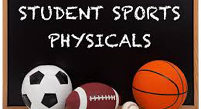 Student Physicals ***UPDATE***