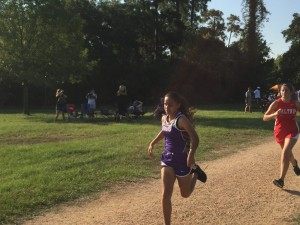 Samantha Davila hitting her stride