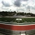 Football field progress