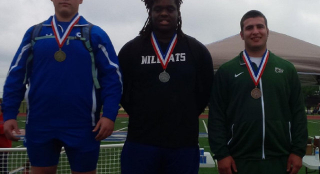 Elgin Track Moves to Area