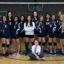 The Knights Volleyball Team