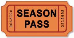 Athletics Season Pass & Admittance Information