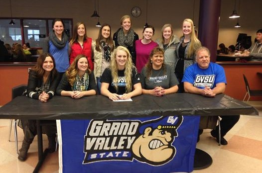 Staci Brower To Continue Her Volleyball Career At Grand Valley State University