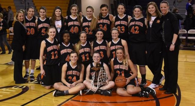 Byron Center High School Girls Varsity Basketball beat Caledonia High School 39-27