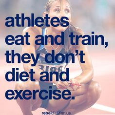 Nutritional Suggestions For Athletes