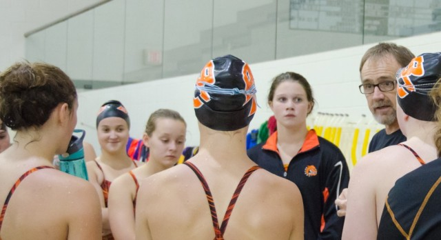 Byron Center Swim Team Making Waves