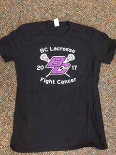 Byron Center Lacrosse Helping to Find a Cure