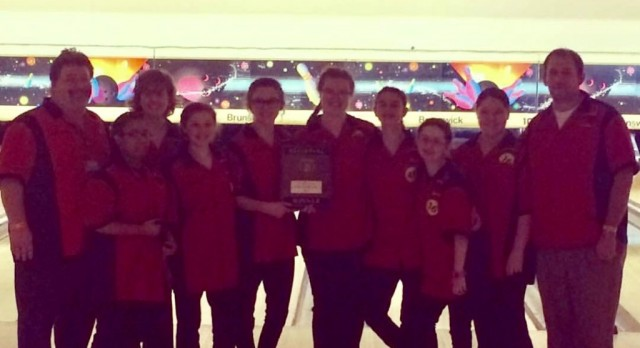 Southside Girls Bowling Team – Regional Champions!!!