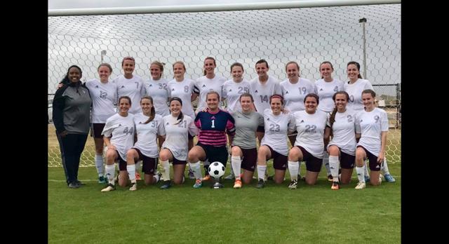 Girls Soccer 1st Round of Playoffs