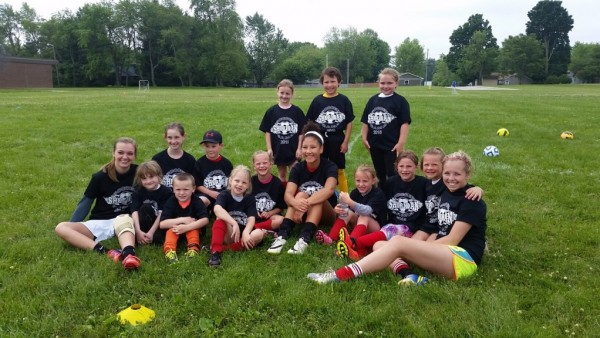 Youth Soccer Camp 2015