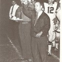Coach Wright & Assistant Dave Urban #12 Bill Bowen QB 1970-1971