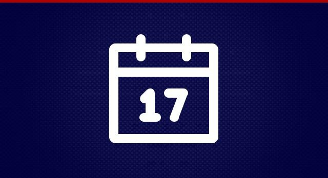 2016 Spring Sports Calendar