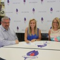 Becky Tarone signs with SWU