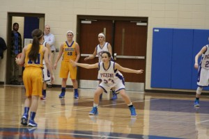 Varsity Basketball vs Wren 1-21-16 070