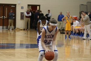 Varsity Basketball vs Wren 1-21-16 014