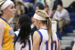 Varsity Basketball vs Wren 1-21-16 012