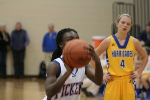 Varsity Basketball vs Wren 1-21-16 027