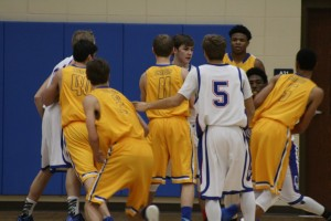 Varsity Basketball vs Wren 1-21-16 118