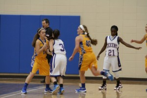 Varsity Basketball vs Wren 1-21-16 051