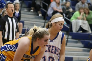 Varsity Basketball vs Wren 1-21-16 071