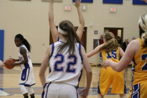 Varsity Basketball vs Wren 1-21-16 020