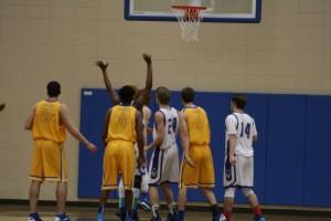 Varsity Basketball vs Wren 1-21-16 102