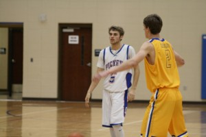 Varsity Basketball vs Wren 1-21-16 119